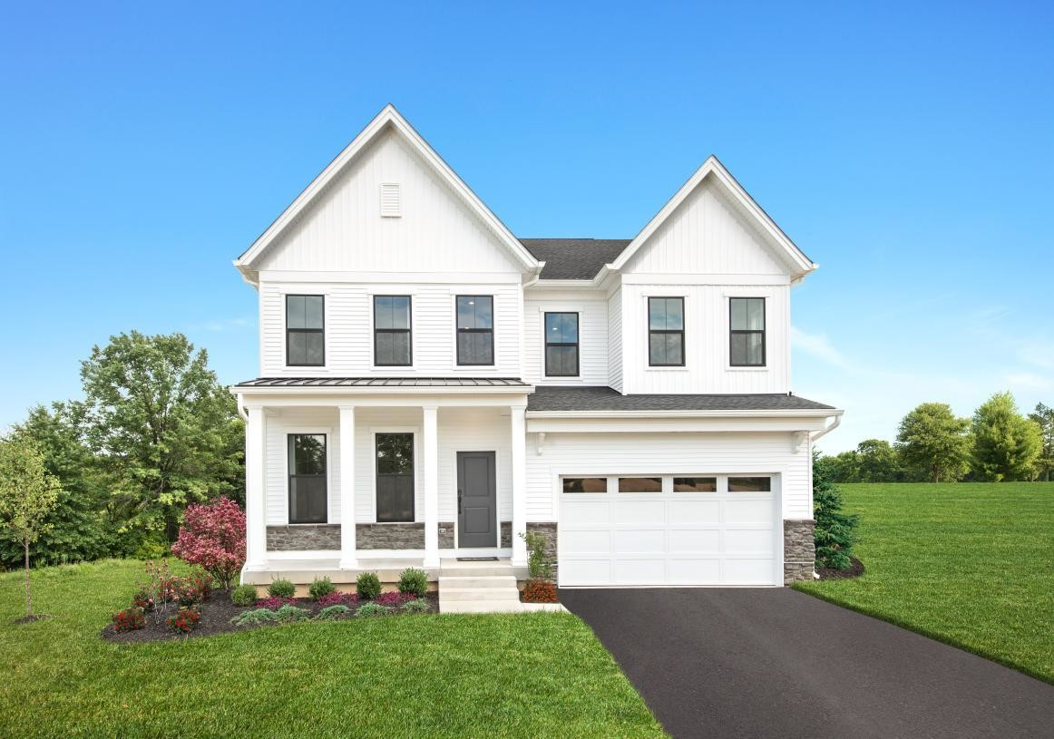 Move In Ready New Home In Reserve at Emerson Farm - Heritage Collection Community