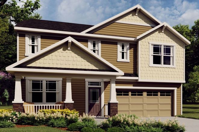 Move In Ready New Home In Cheyney Community