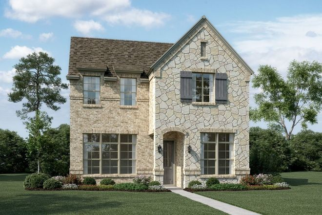 Ready To Build Home In Villas at the Station Community