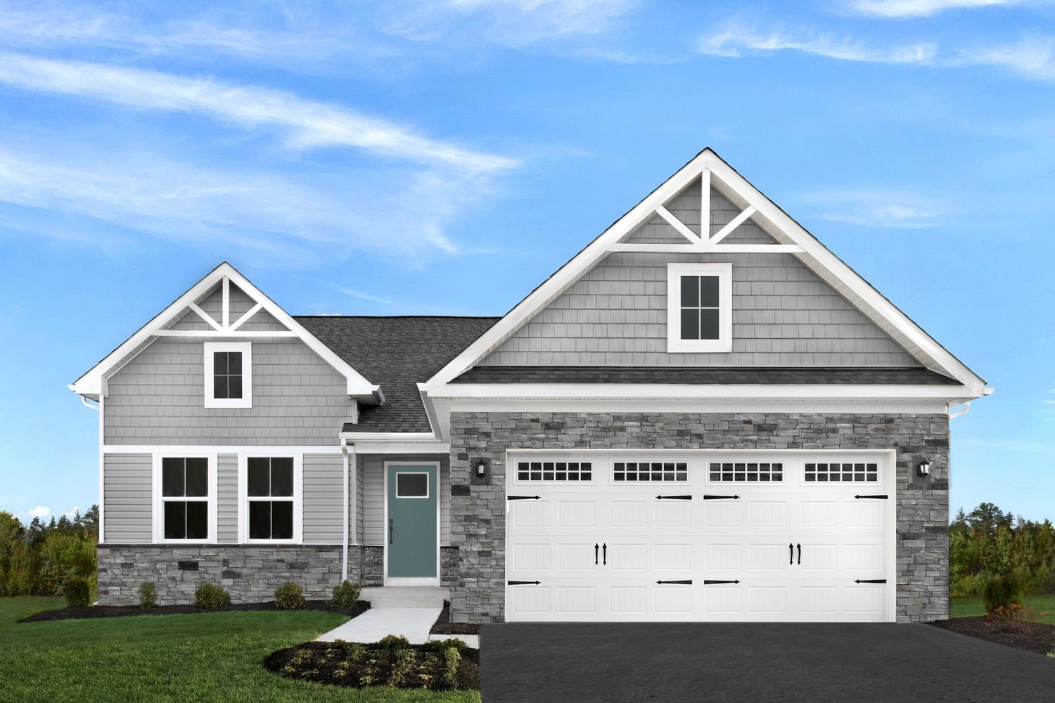 Ready To Build Home In Cedar Grove Ranches Community