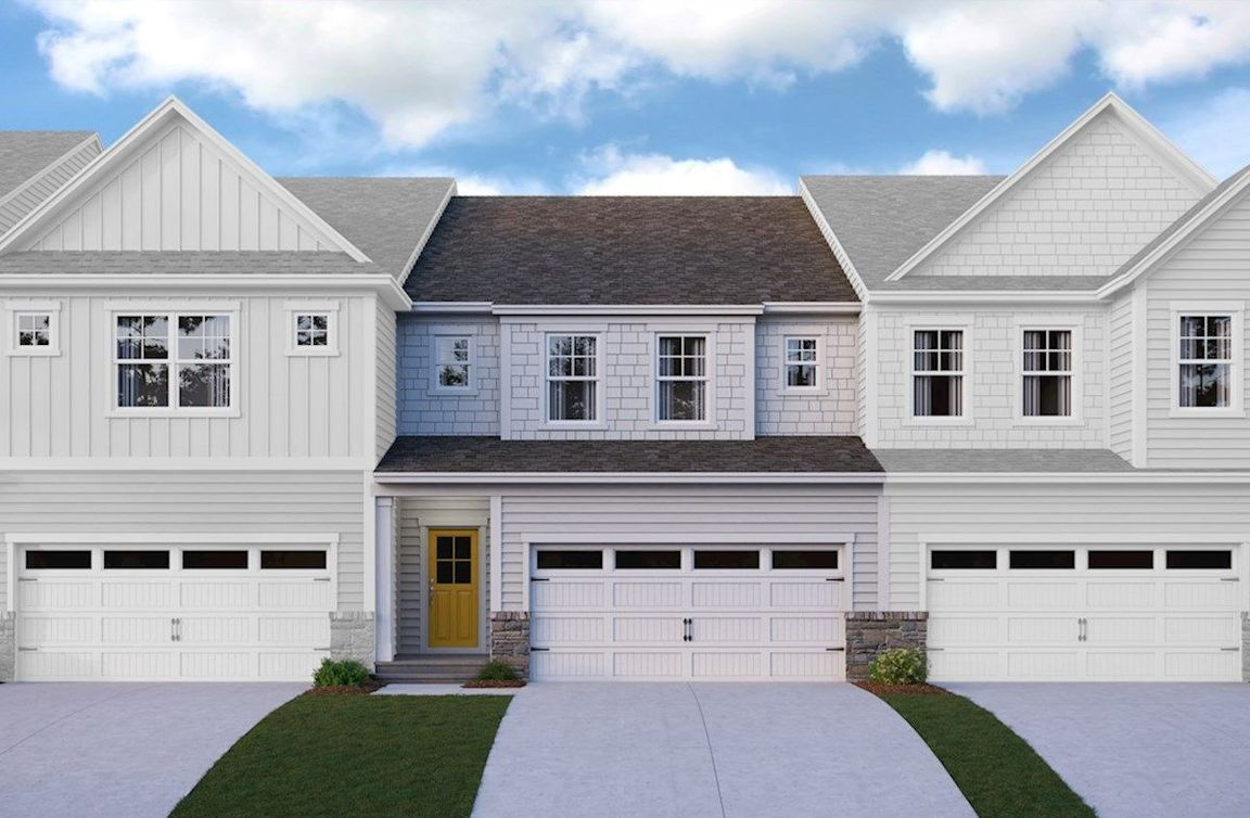 Ready To Build Home In Roberts Crossing Community