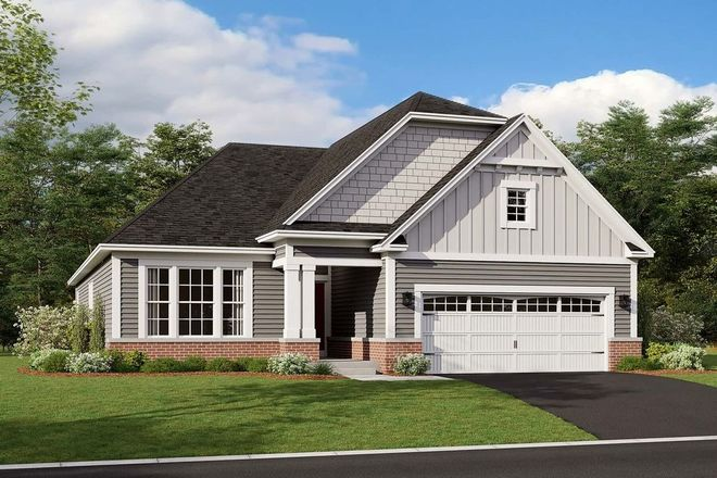 Ready To Build Home In Silo Bend Community