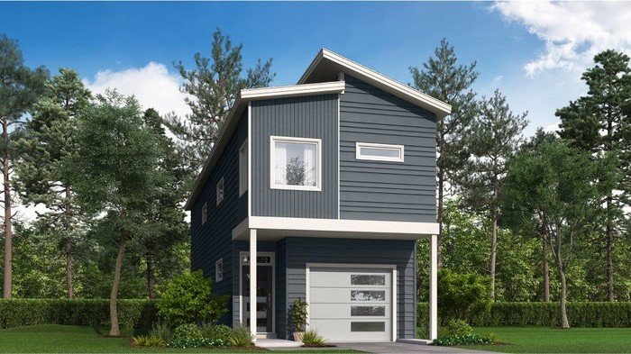 Ready To Build Home In Topping Corner Community