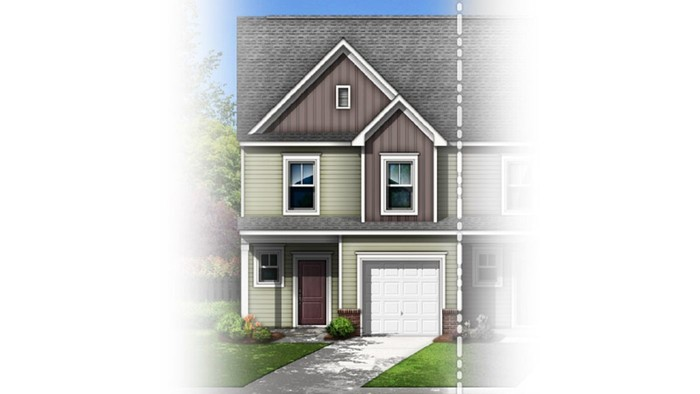 Ready To Build Home In Peachtree Park Community