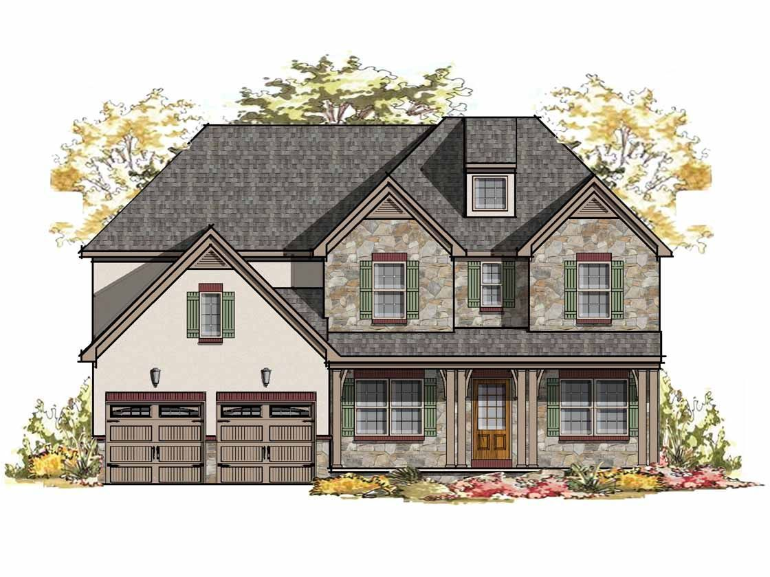 Ready To Build Home In Logan Greens Community