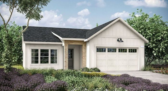 Move In Ready New Home In Ironsides - Chateau Series Community
