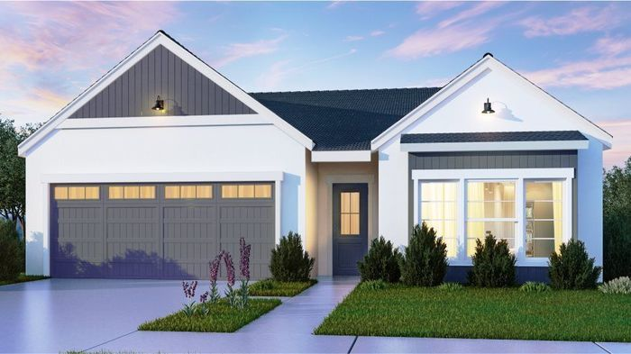 Move In Ready New Home In Riverstone - Coronet Series Community