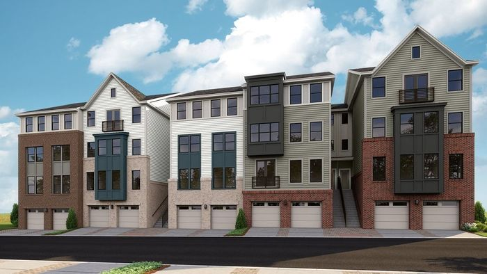 Move In Ready New Home In Huntington Crossing Community