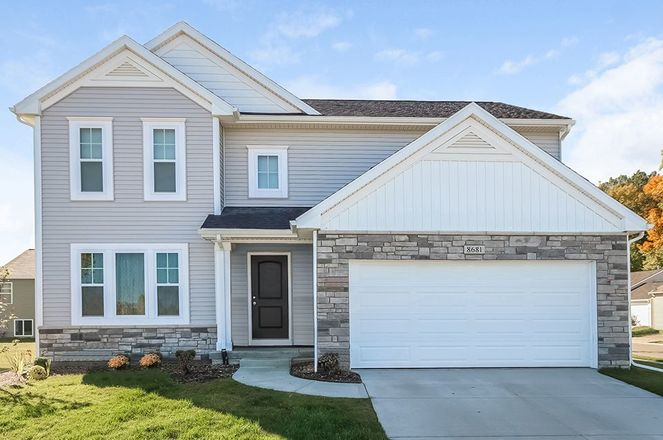 Move In Ready New Home In Heritage Village Homes Community