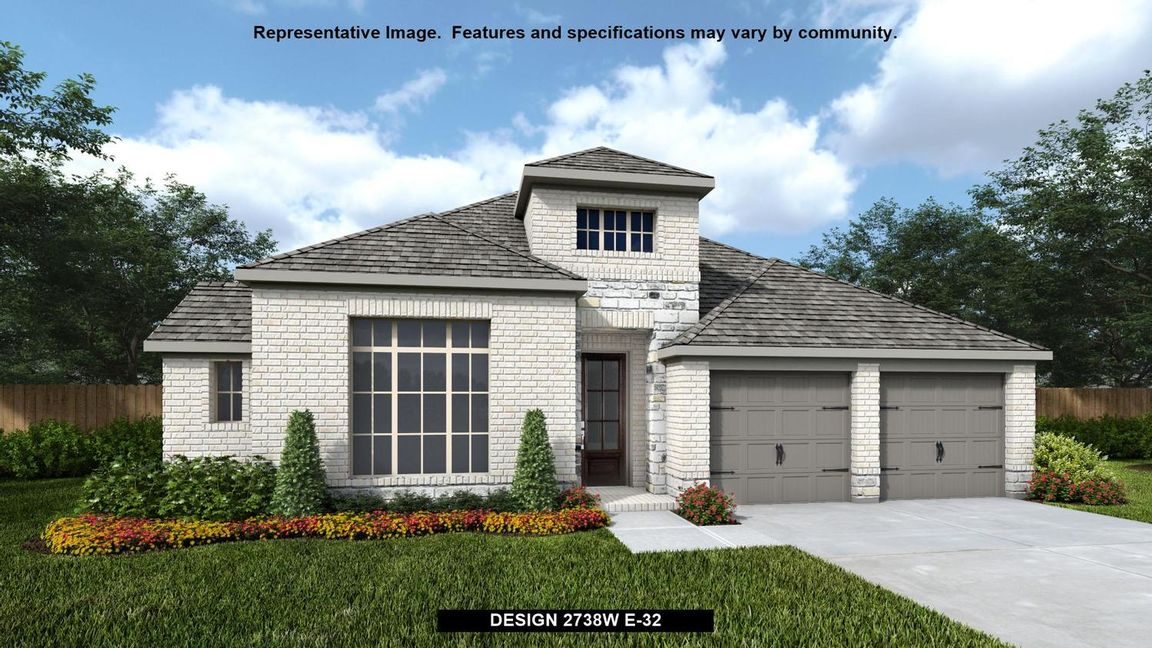 Move In Ready New Home In Tavola 55' Community