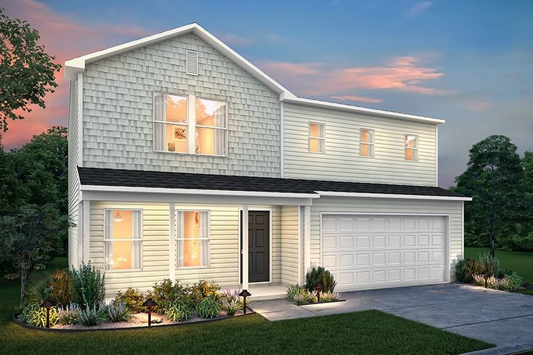 Move In Ready New Home In Quincy Place Community