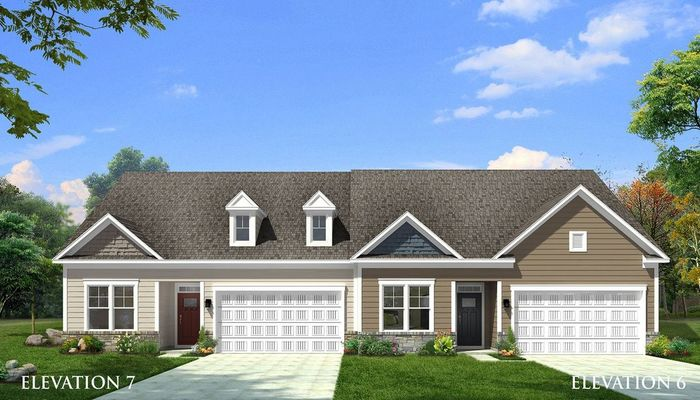 Move In Ready New Home In Rosehill Manor Community