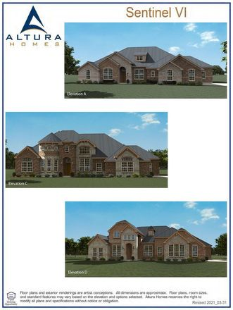Ready To Build Home In Berkshire Estates Community