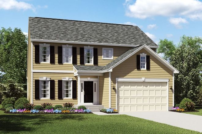 Ready To Build Home In Meadow Lakes Community