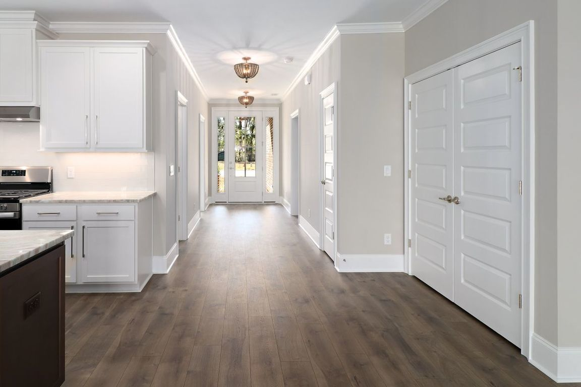 Move In Ready New Home In Herb River Bluff Community