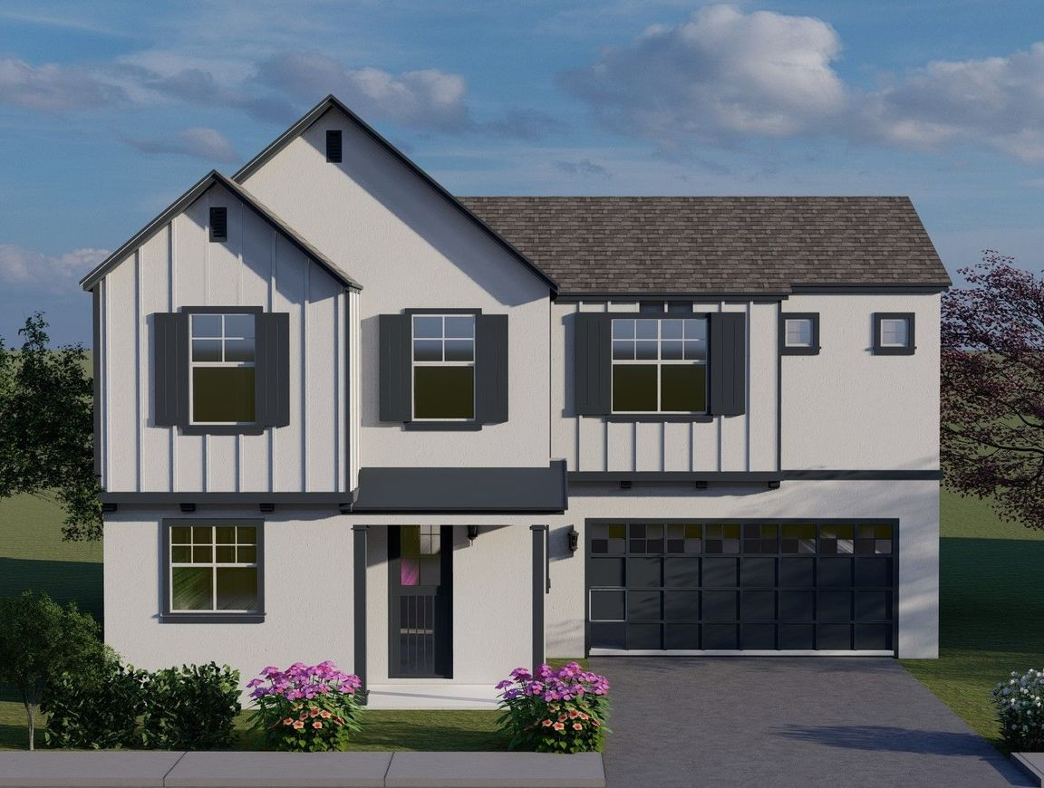 Move In Ready New Home In Wickford Square Community