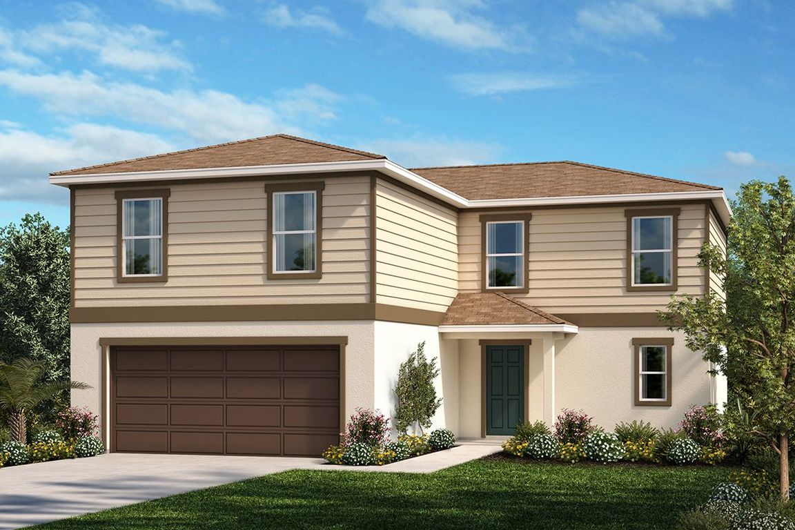 Ready To Build Home In Gramercy Farms Community