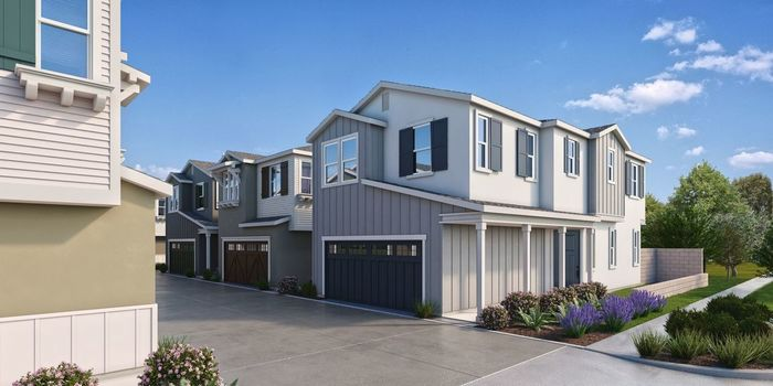Move In Ready New Home In Summerland Signal Hill Community