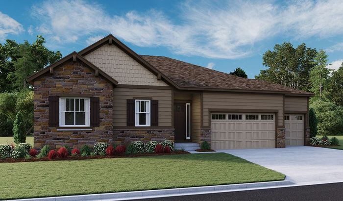 Move In Ready New Home In Blacktail at The Meadows Community