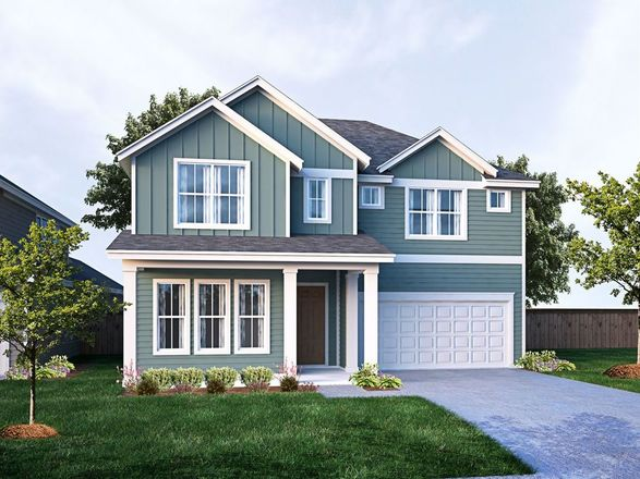 Ready To Build Home In Magnolia Landing Craftsman Homes 60's Community