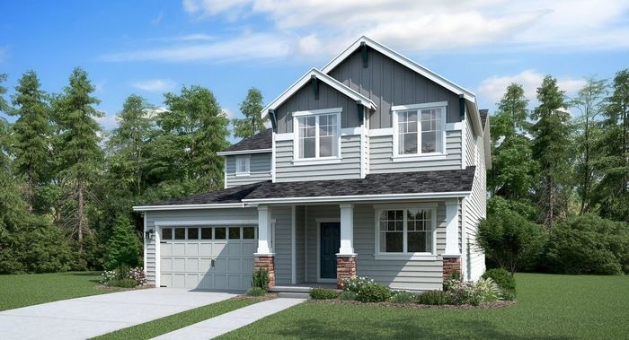 Ready To Build Home In Lexington Community