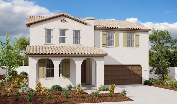 Ready To Build Home In Seasons at Eastview Lane Community