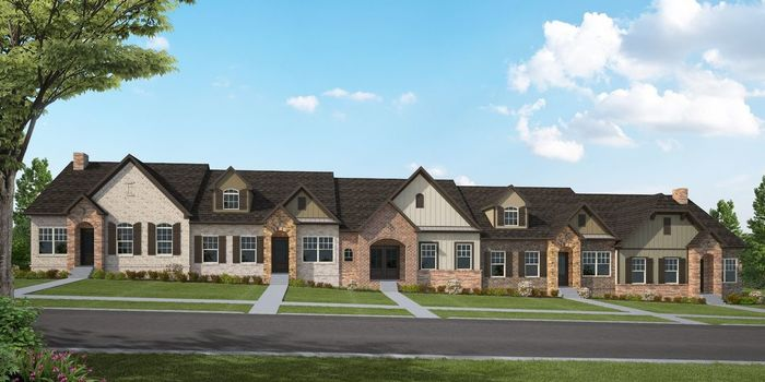 Move In Ready New Home In The Cottages at Brow Wood Community