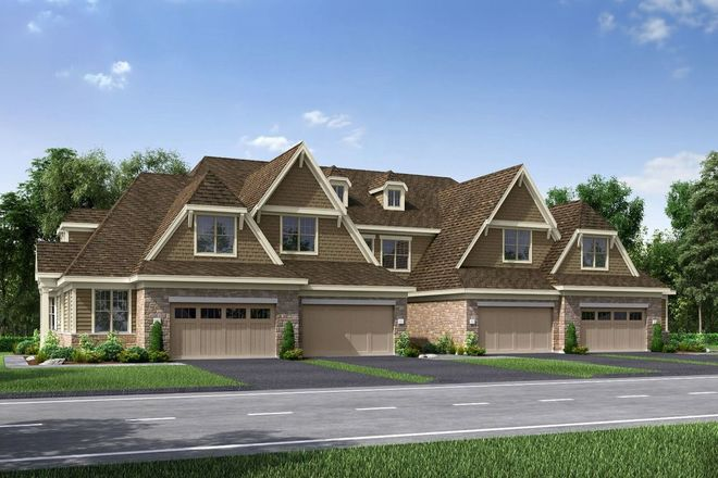 Move In Ready New Home In Lincolnshire Trails Community