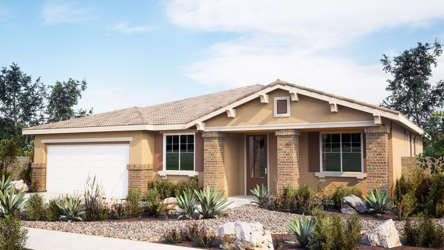 Ready To Build Home In Pacific Marigold Encore Community