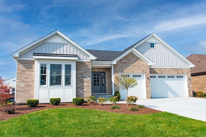 Ready To Build Home In Radcliffe Place Community