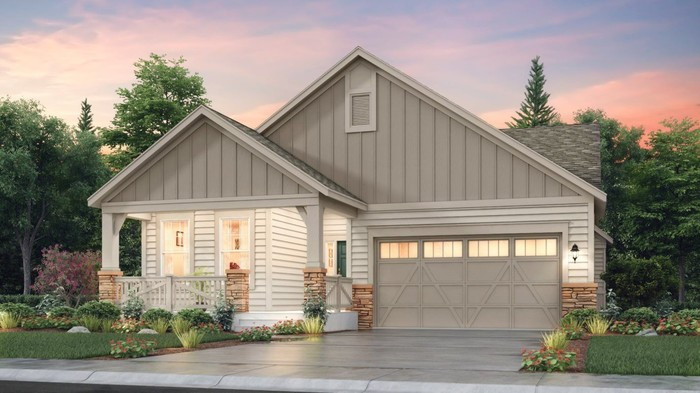 Ready To Build Home In Reunion Community