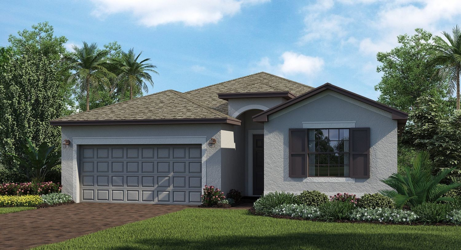 Ready To Build Home In The Isles at West Port Community