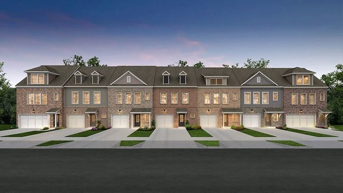 Move In Ready New Home In Brookside Lake Manor Community