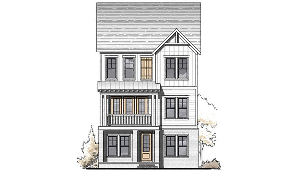 Ready To Build Home In Lakeside at Crabapple Community
