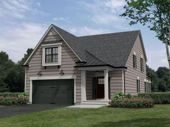 Ready To Build Home In Old Trail Village Community