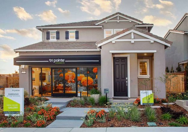 Ready To Build Home In Marigold at The Villages Community