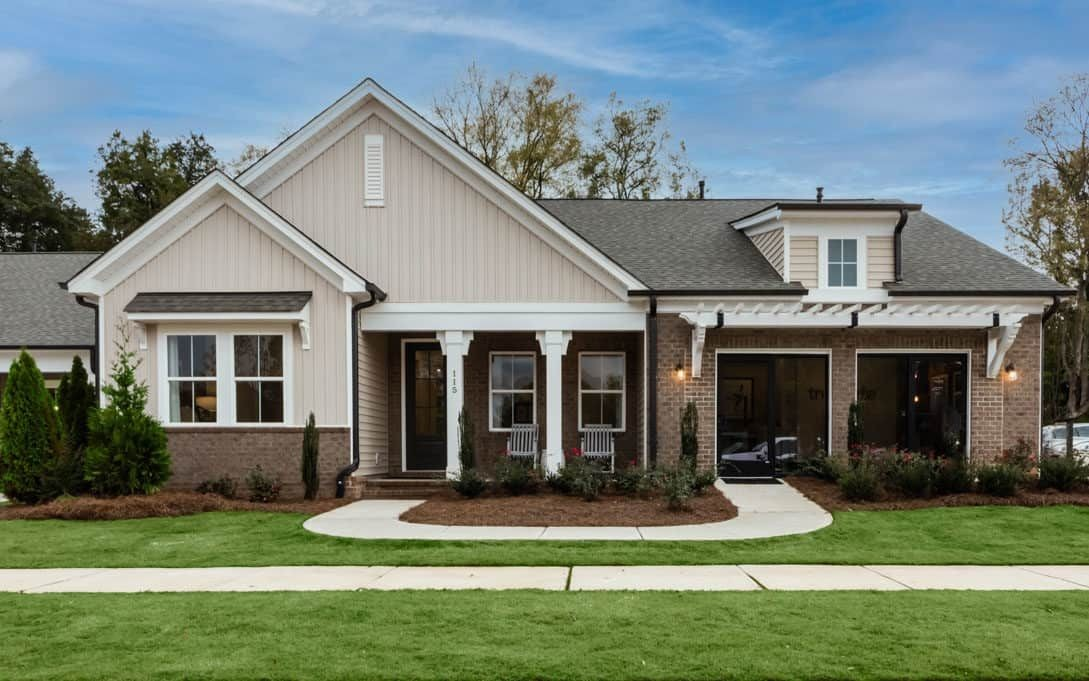 Ready To Build Home In Balsam Community
