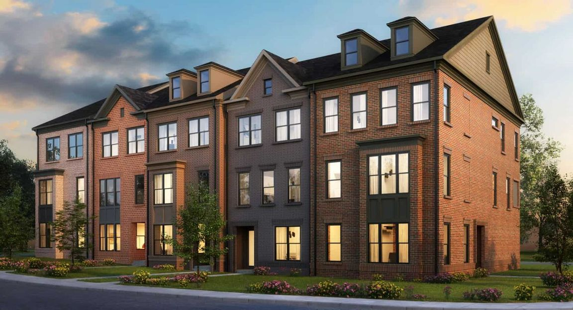 Ready To Build Home In Downtown Brambleton Community