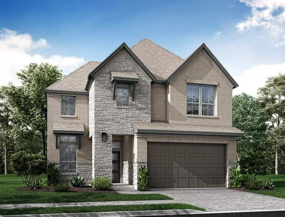 Ready To Build Home In Cross Creek Ranch 45 Community