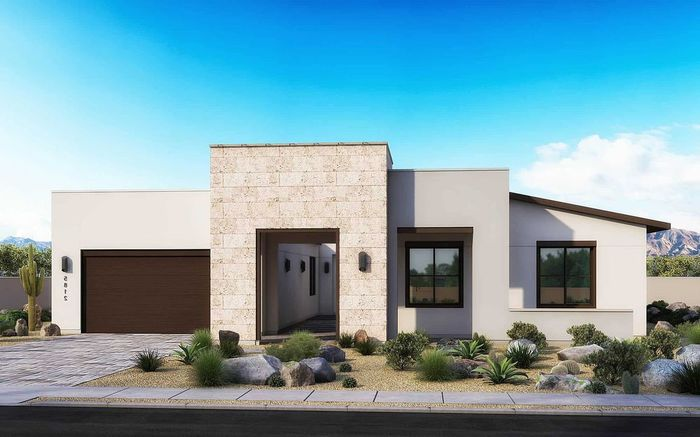 Ready To Build Home In Piedmont at Avance Community