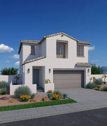 Ready To Build Home In Cadence Community