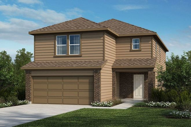 Ready To Build Home In Willow View Community