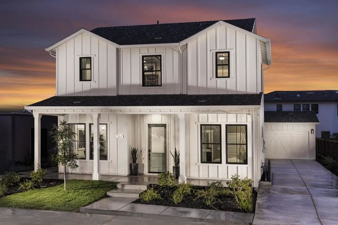Move In Ready New Home In Sutter Park-The Traditionals Community