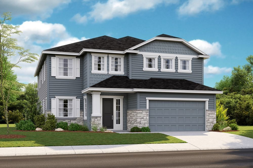 Move In Ready New Home In Sky Mesa Village Community