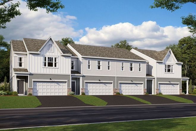 Move In Ready New Home In Meadow Square Community