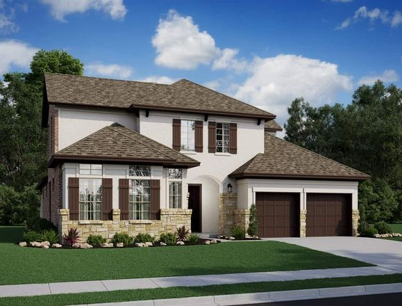 Ready To Build Home In Villas at The Reserve Community