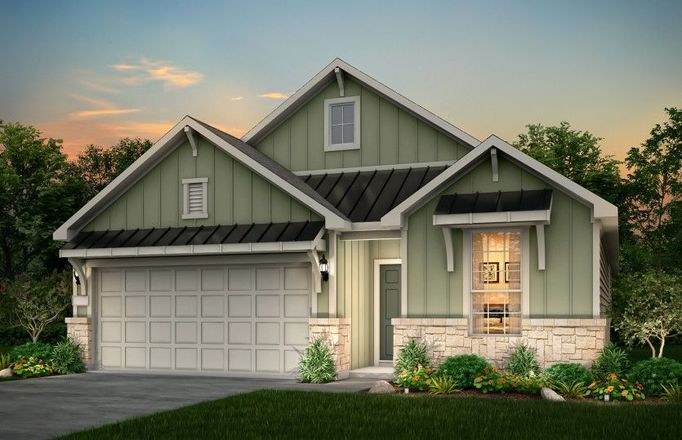 Ready To Build Home In Lily Springs Community