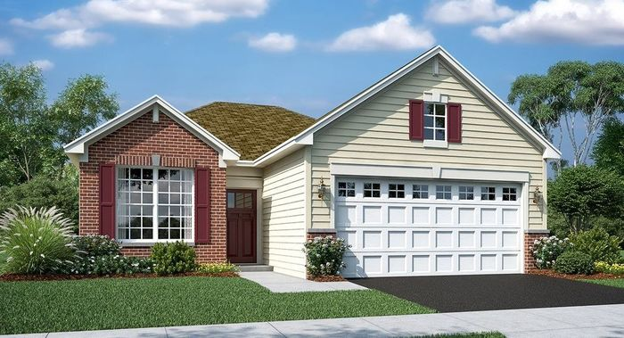 Move In Ready New Home In Andare at Remington Pointe North Community