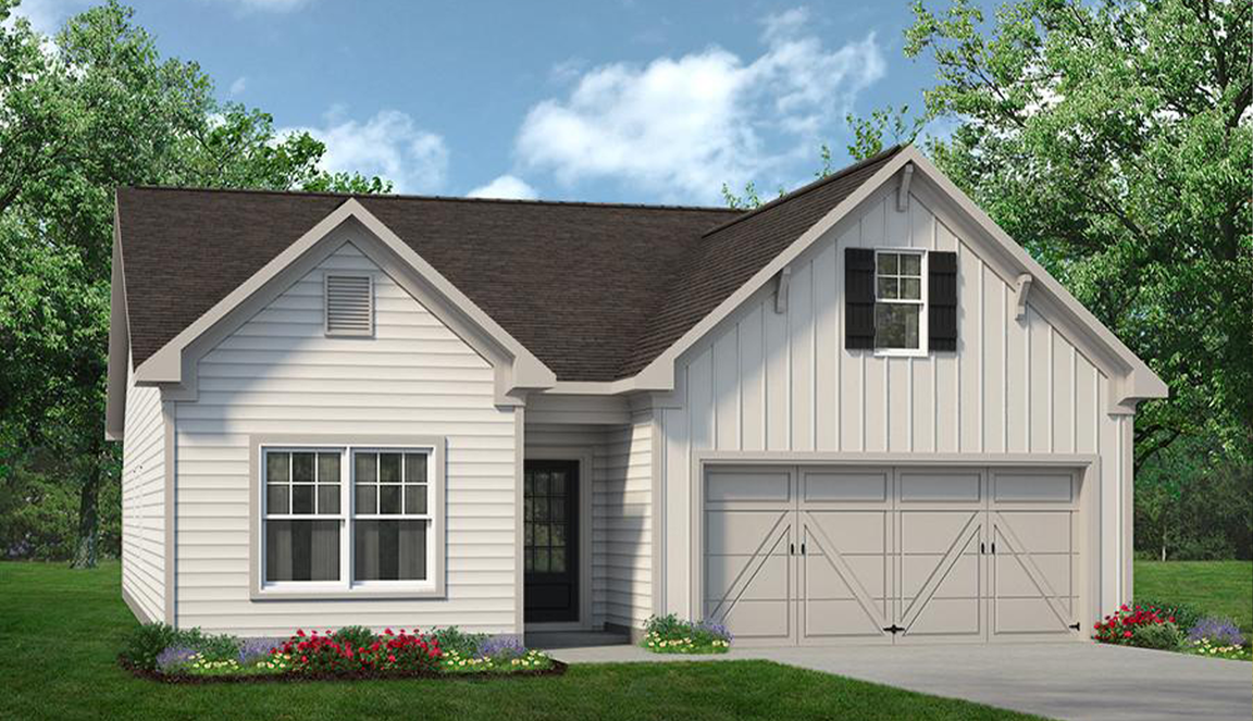 Ready To Build Home In Lynwood Community