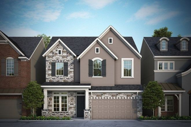 Move In Ready New Home In Retreat at Westview Terrace Community